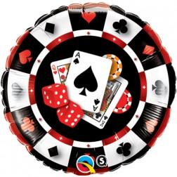 """18"""" Casino $"""