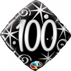 "18"" 100 Elegant Sparkles & Swirls"