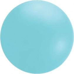 5.5' Icy Blue Chloroprene Cloudbuster Balloon