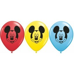 """05"""" Mickey Mouse Face (100ct.)"""