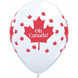 """11"""" Oh! Canada 50ct"""