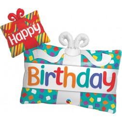 "39"" Happy Birthday Presents"