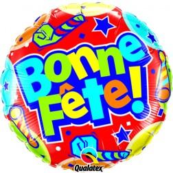 """18"""" Bonne Fête - Chapeaux"""