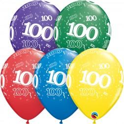 """11"""" 100-A-Round Asst. (50ct.)"""