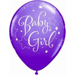 """11"""" Baby Girl Stars (50ct.)"""