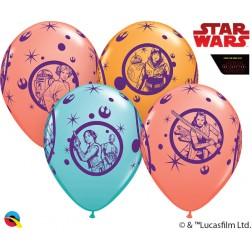 "11"" Star Wars: Leia/Rey/Jyn/Rose Special Ast (25 ct.)"