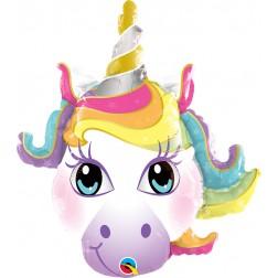 "14"" AirFilled Magical Unicorn"