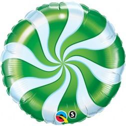 "18"" Candy Swirl Green"