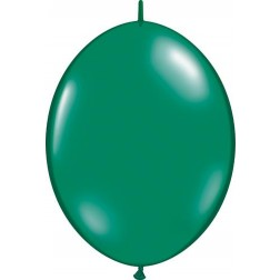 "12"" Quicklink Emerald Green (50ct.)"