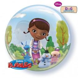 """Bubble 22"""" Doc Mcstuffins"""