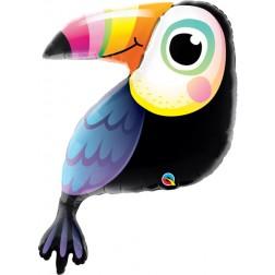 "41"" Colourful Toucan (pkgd)"