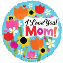 """09"""" SV ILY Mom Tulips"""