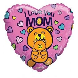 """09"""" SV Love You Mama Bear"""