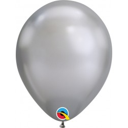 "7"" Chrome Silver (100 ct.)"
