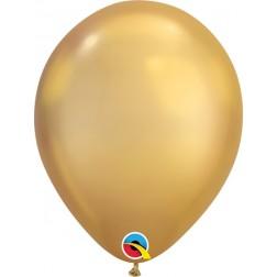 "7"" Chrome Gold (100 ct.)"
