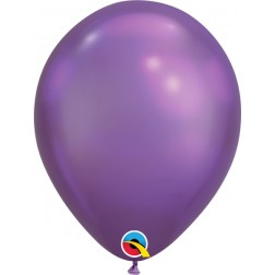 "7"" Chrome Purple (100 ct.)"