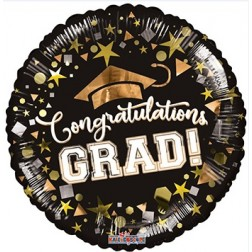 "4"" PR Congratulations Grad"