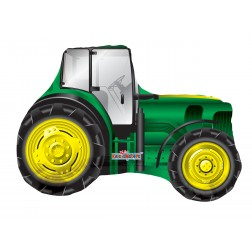 "28"" SP: Tractor"