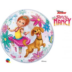 """Bubble 22"""" DN Fancy Nancy"""