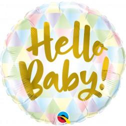 """18"""" Hello Baby! (pkgd)"""