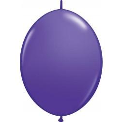 """06"""" QuickLink Purple Violet (50ct)"""