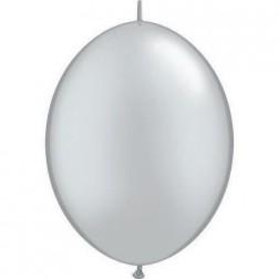 "06"" QuickLink Silver (50ct)"