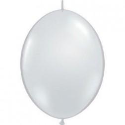 "06"" QuickLink Diamond Clear (50ct)"