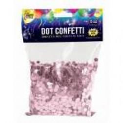 Dot Confetti Light Pink 4oz
