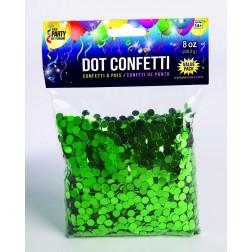 Dot Confetti Green 8oz