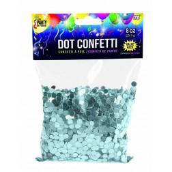 Dot Confetti Light Blue 8oz