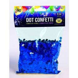 Dot Confetti Royal Blue 8oz