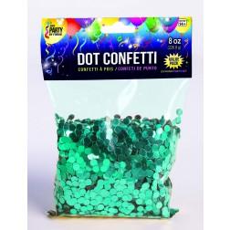 Dot Confetti Teal 8oz
