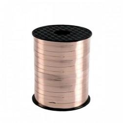 Curling Ribbon - Metallic Rose Gold 100yds