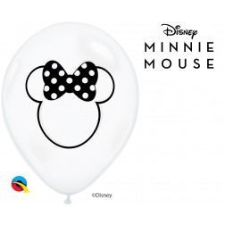 """11"""" Disney Minnie Mouse Silhouette (25 ct.)"""