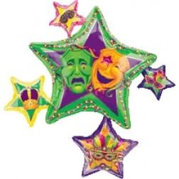 SuperShape Masquerade Star Cluster