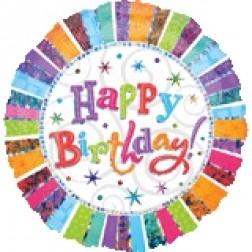 Jumbo Radiant Birthday
