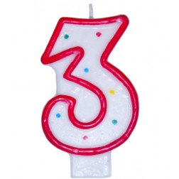 Numerical Candle 3