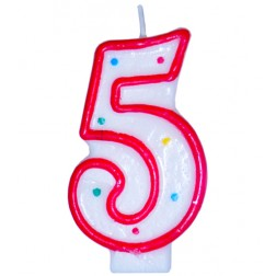 Numerical Candle 5