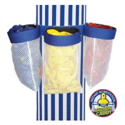 Accessories: 3-Pocket Balloon Caddy