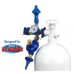 Conwin Bubble Inflator With 60/40 Push Valve