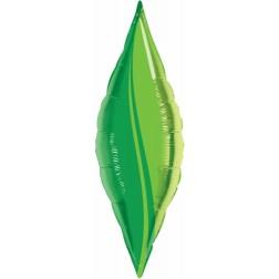 "13"" Taper Green Leaf"