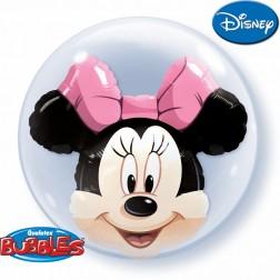 """Double Bubble 24"""" Minnie Mouse"""