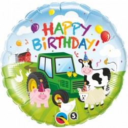 "18"" Birthday Barnyard"