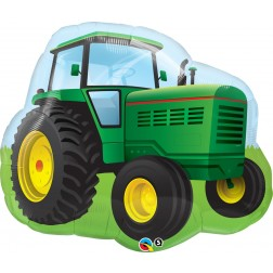 "34"" Farm Tractor Shape"