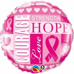 """18"""" Breast Cancer Inspirations"""