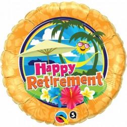 "18"" Retirement Sunshine"