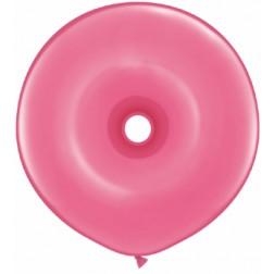 "16"" Rose Donut 25Ct"