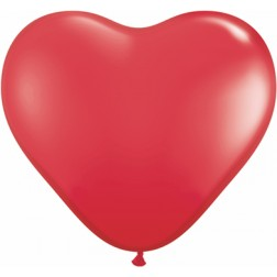 """11"""" Red Heart 100Ct"""