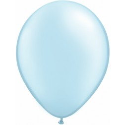 "Pastel Pearl 16"" Light Blue 50Ct"