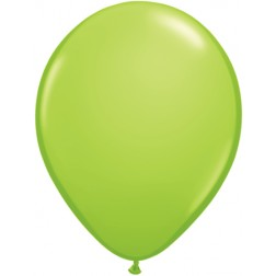 "Fashion 11"" Lime Green 100Ct"